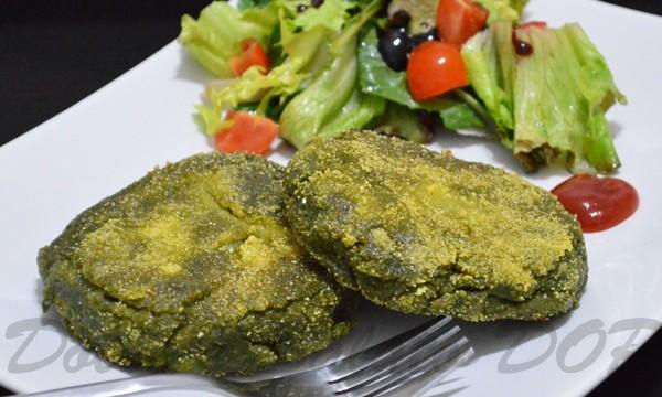 Spinacine vegetariane, ricetta semplice