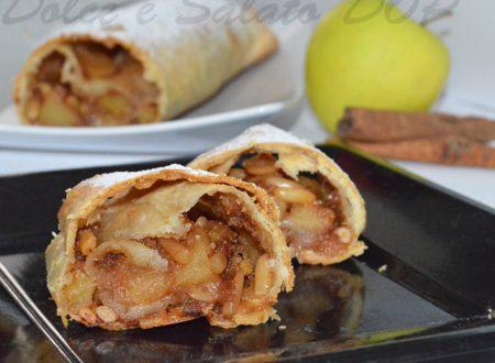 Strudel di mele, ricetta semplice