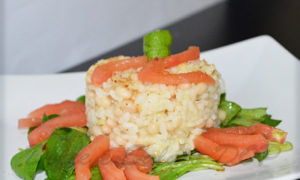 Insalata di riso con bottarga, ricetta gustosa