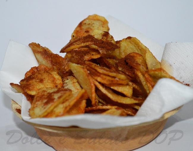 chips alla paprika