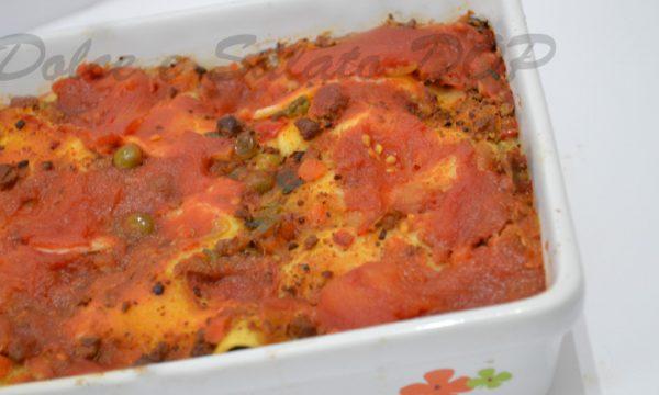 Lasagna primavera, ricetta golosa