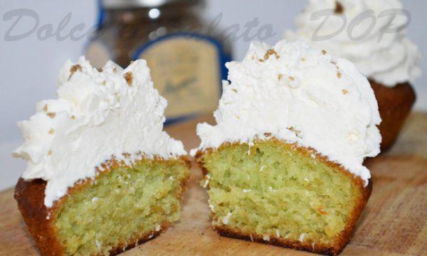 Cupcake menta e cocco, ricetta golosa