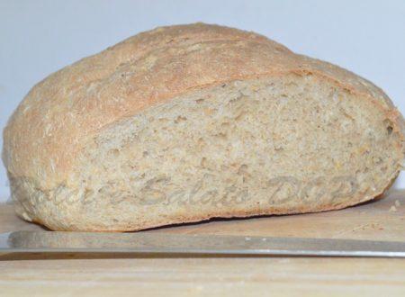 Pane ai cereali, ricetta semplice