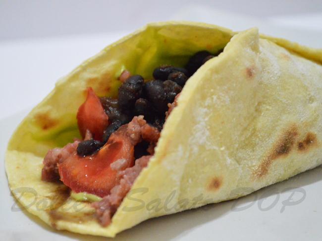 Tacos, ricetta messicana