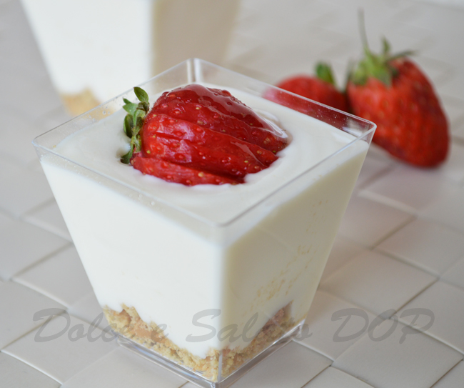dessert allo yogurt