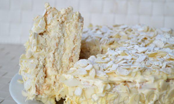 Torta Elvezia, ricetta di Montersino