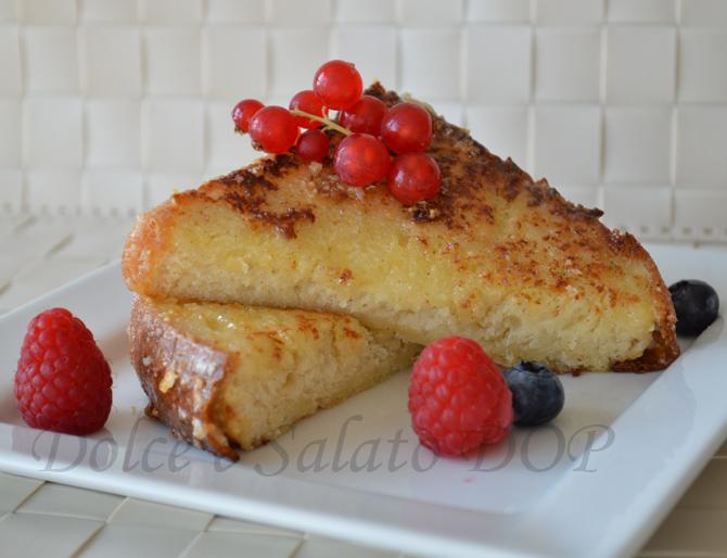 French toast, ricetta da colazione