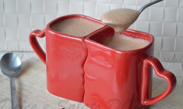 Cioccolata calda, seconda versione