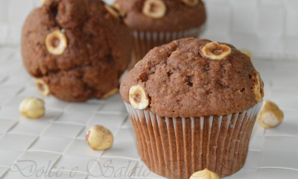 Muffin alle nocciole, ricetta facile