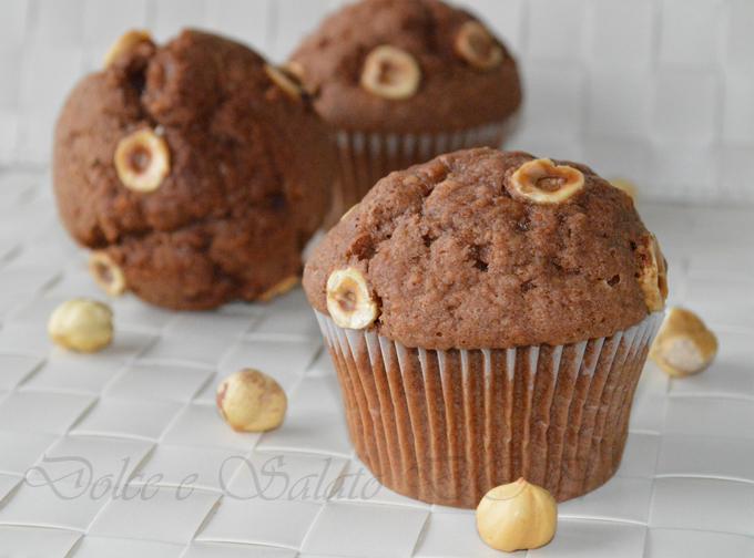 Muffin alle nocciole