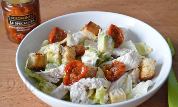 Caesar salad, versione italiana!