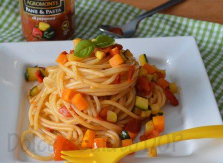 Spaghetti alle verdure