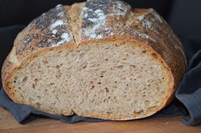 pane al farro con semini2