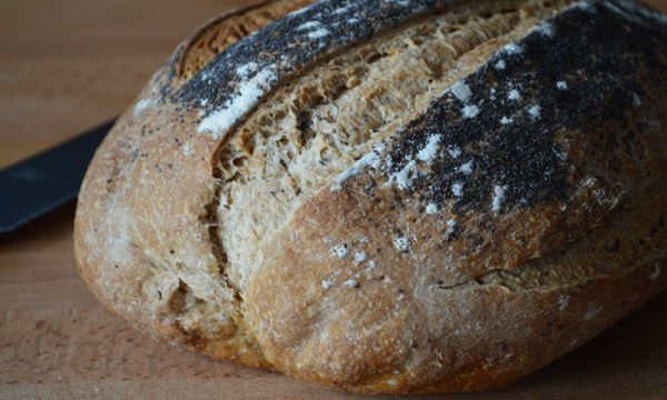 Pane con farina di farro, ricetta semplice