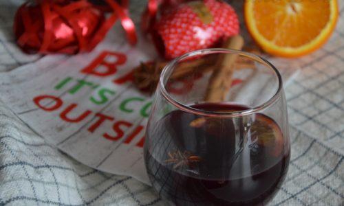 Mulled wine, vino caldo speziato