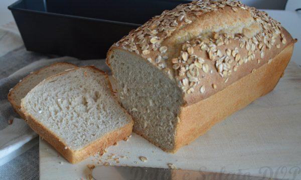 Pane con farina ai cereali, ricetta A.Scialdone