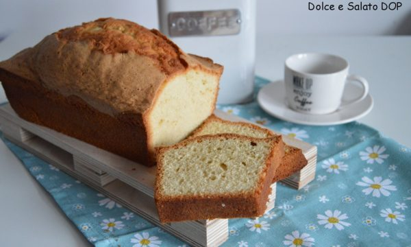 Cake all'olio d'oliva, ricetta di Massari