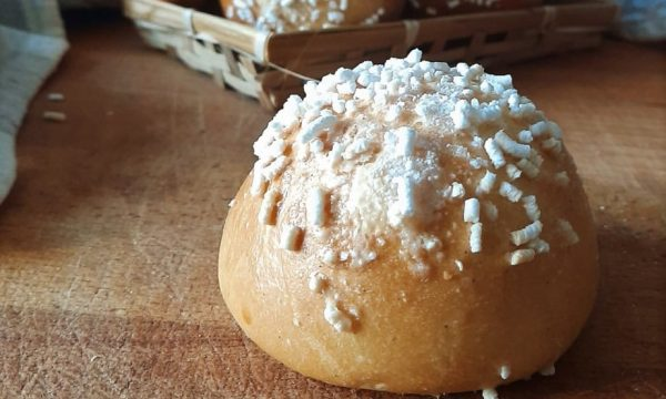 Panini dolci craquelin, ricetta del Belgio