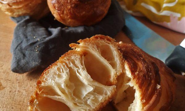 Pane sfogliato al fior di sale