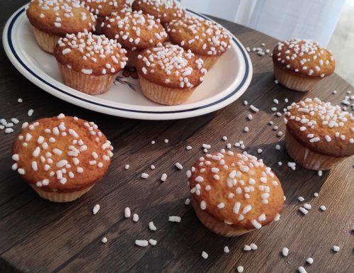Muffins allo yogurt greco