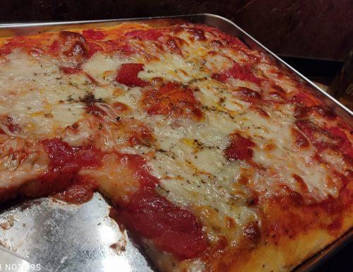 Pizza Bonci ad alta idratazione