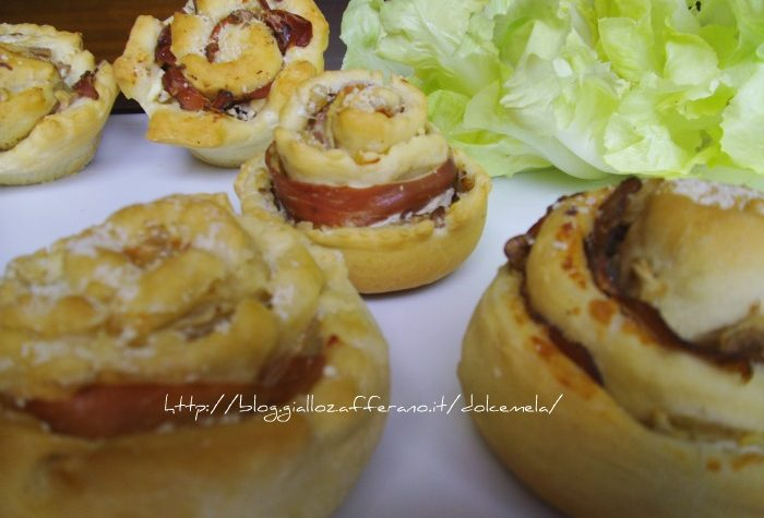 Rose di philadelphia e pere – ricetta finger food