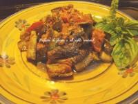 melanzane di ferro ricetta semplice ed economica nella cucina di profumo di glicine
