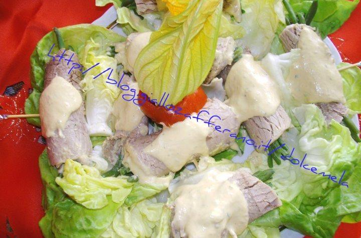 Vitello tonnato in bellavista – ricetta fresca e appetitosa