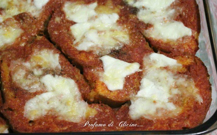 Pizza della nonna – ricetta del riciclo
