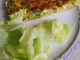 quiche di verdure