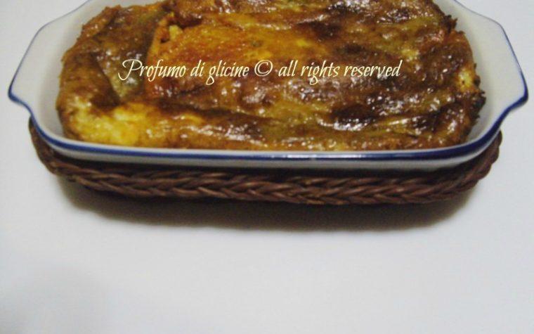 Tortino di melanzane – ricetta semplice