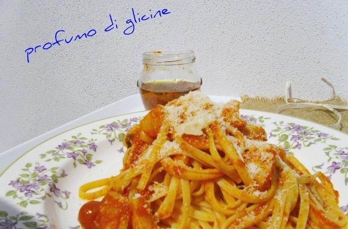 Linguine alla nduja calabrese – ricette primi piatti facili