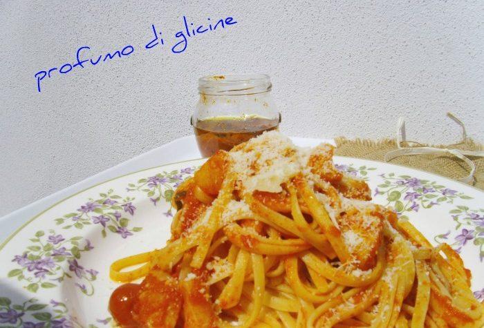 Linguine alla nduja calabrese – ricetta primo piatto veloce