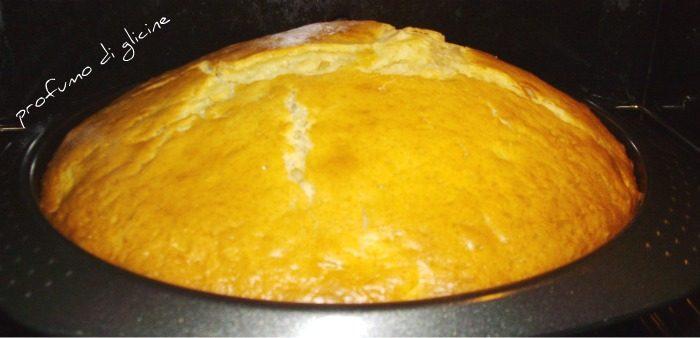 Torta di mele con crema alla lavanda ricetta semplice