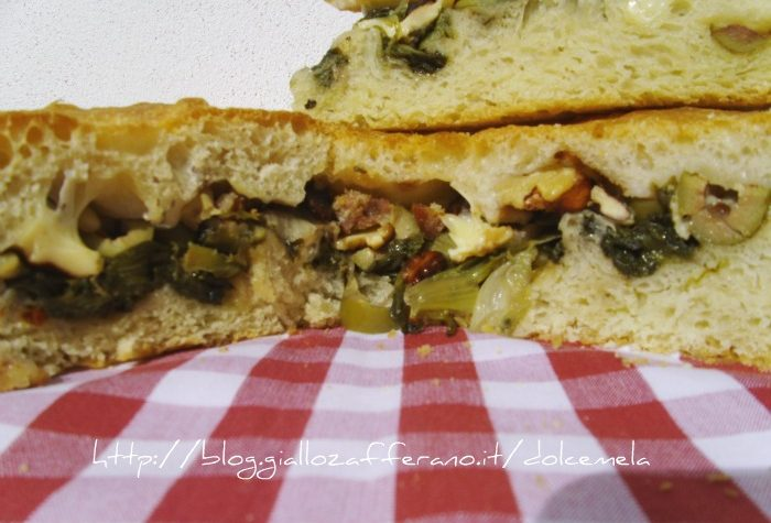 Pizza di scarola – ricetta napoletana