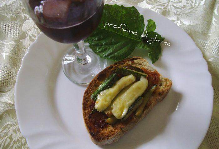 Bruschetta piccante – ricetta semplice