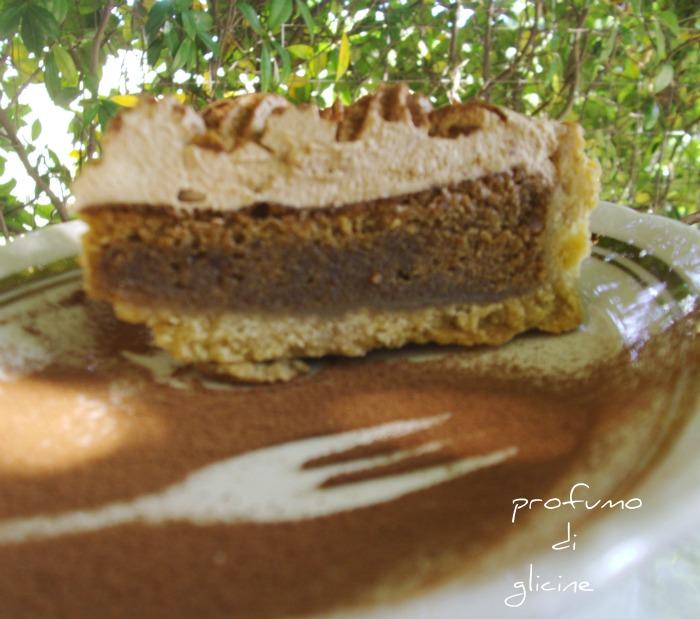torta giffonese di Salvatore De Riso ricetta per crostate nella cucina di profumo di glicine