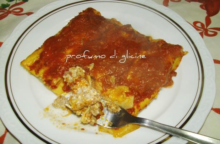 Cannelloni di crespelle – Ricetta pasta al forno