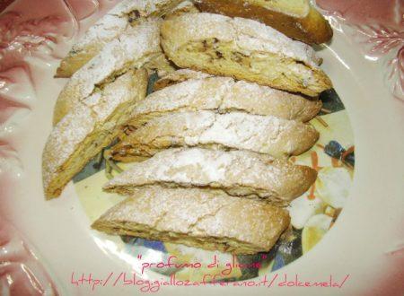 Biscotti nocciole e cioccolato - ricetta semplice
