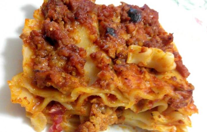 Lasagna di carnevale – ricetta della tradizione