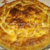 pizza piena - pizza rustica di Pasqua
