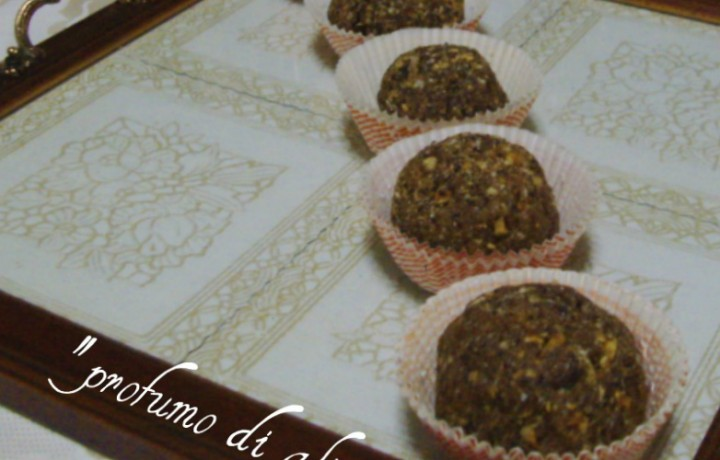 Chicche golose – ricetta dolce veloce