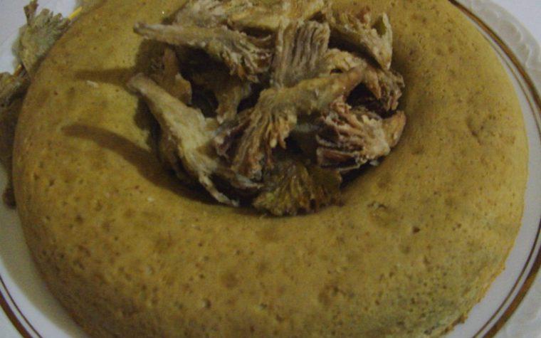 Savarin di carciofi e robiola, ricetta di Palma D'onofrio