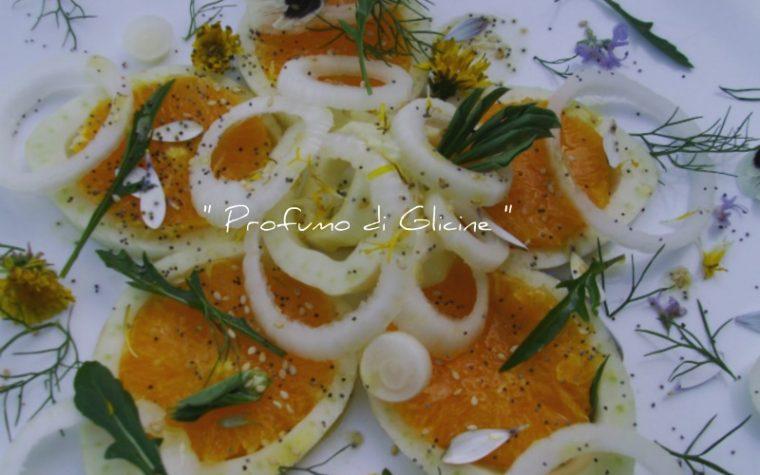 Arance e finocchi inverno e primavera nel piatto