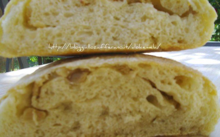 Pane ciccioli e patate per il picnic di pasquetta