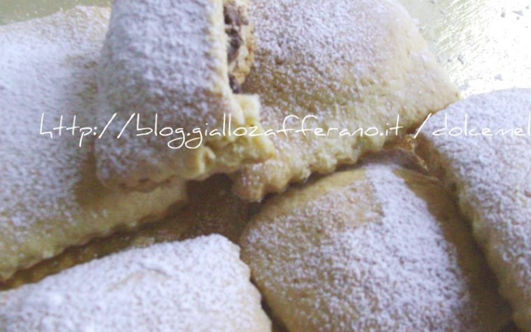 Biscotti ripieni di nutella – ricetta biscotti farciti