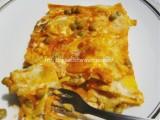 Lasagna con piselli ricetta light profumo di glicine