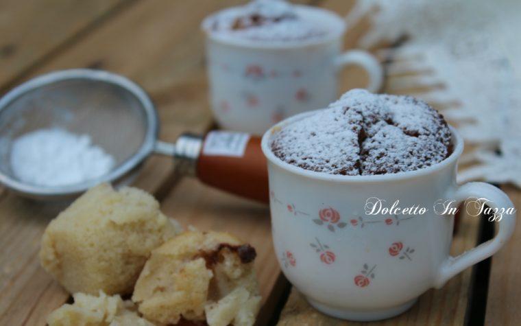 Dolcetto in tazza – ricetta dolce da colazione