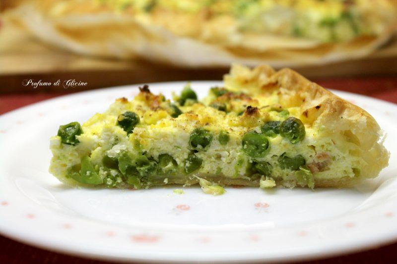 Quiche al salmone – ricetta torta salata semplice