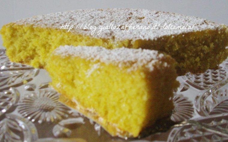 Caprese al limone, ricetta senza glutine